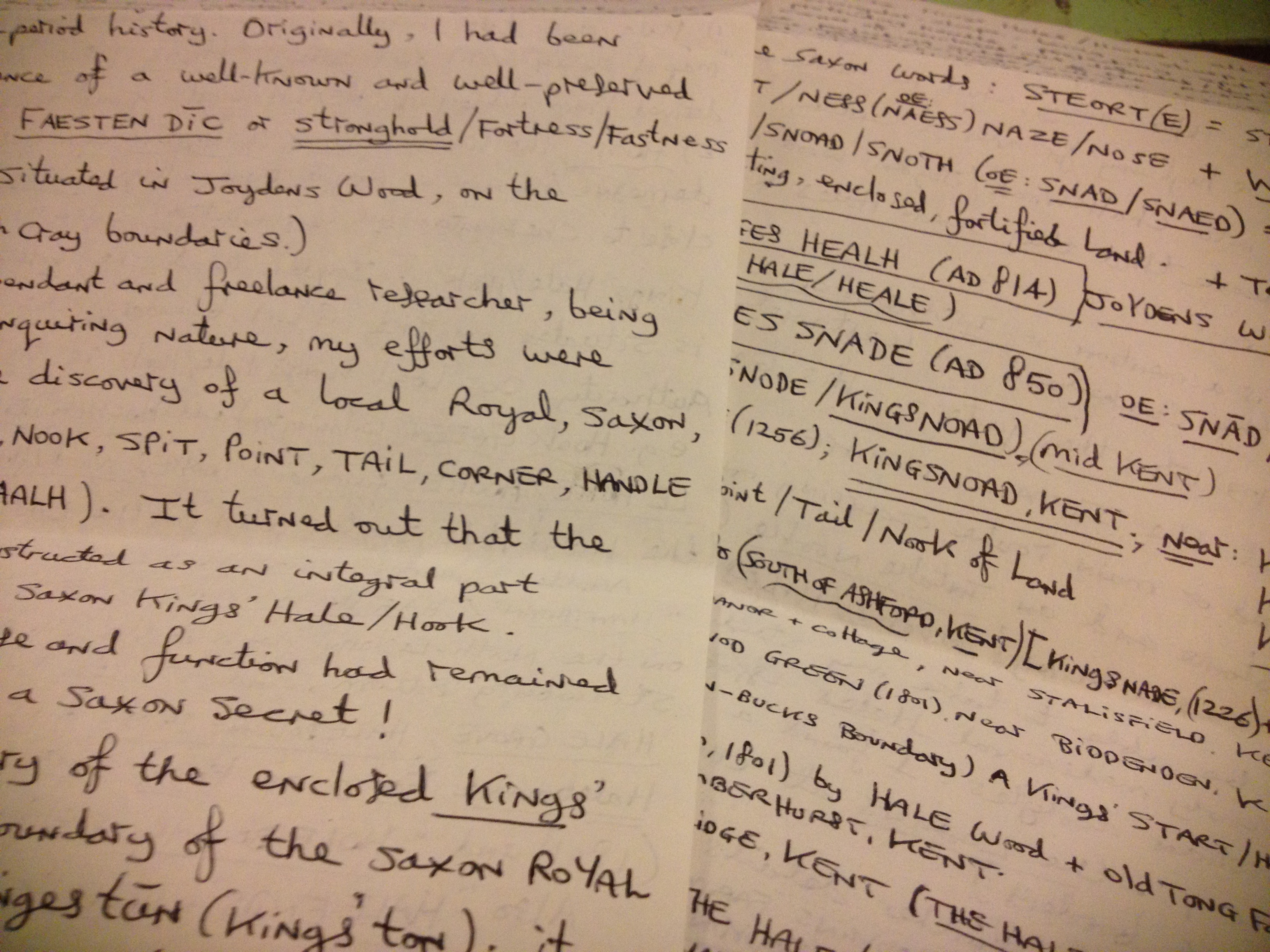 Best letter ever? | Surrey Medieval