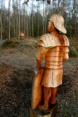 """""""Roman Londoner"""" versus """"Saxon Kentish-man"""""""