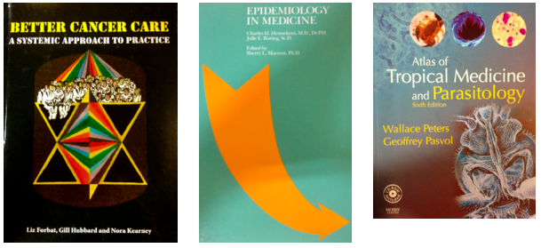 Good medical textbook covers