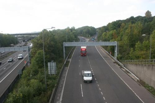 Medieval motorway, in a manner of speaking...